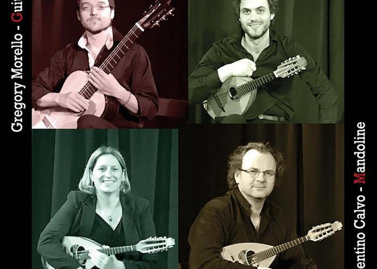 Concert Du Quatuor De L'estudiantina D'argenteuil à Courdimanche
