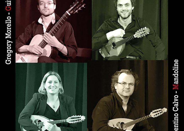 Concert Du Quatuor De L'estudiantina D'argenteuil à Argenteuil