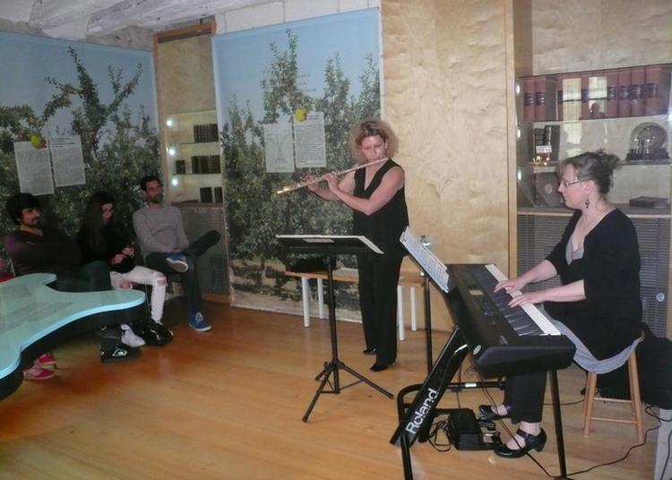 Concert Du  Trio Musica Barocca à Descartes