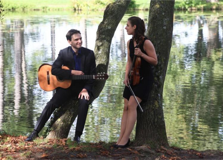 Concert Duo Almadera à L'eglise Saint-sauveur. à Le Faou