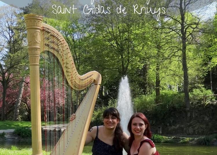 Concert Duo Artémis Soprano Et Harpe à Saint Gildas de Rhuys