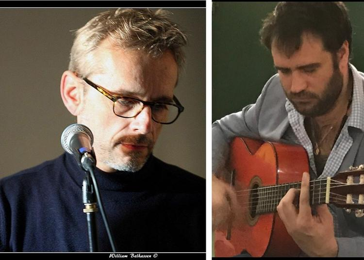 Concert Duo Mallen - Gracchus « Un Voyage latino » à Nice