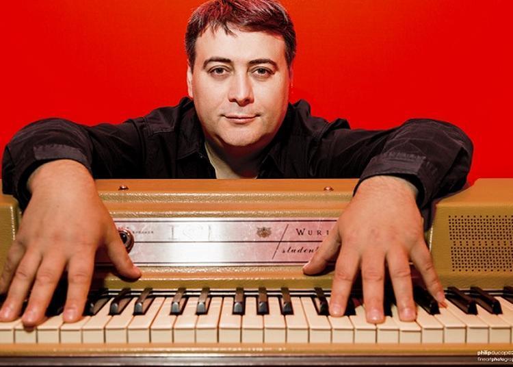 Concert Eric Legnini à Magny les Hameaux