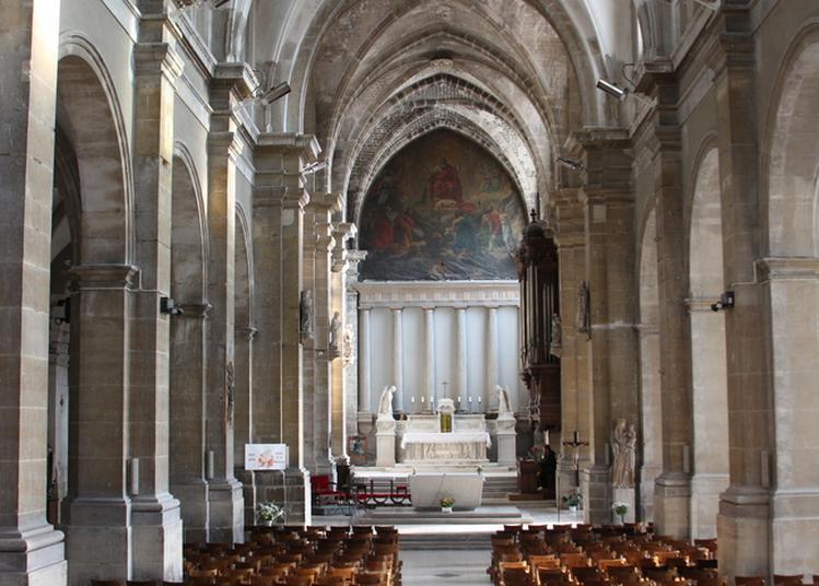 Concert Et Présentation De L'orgue à L'église Saint-maurice à Reims