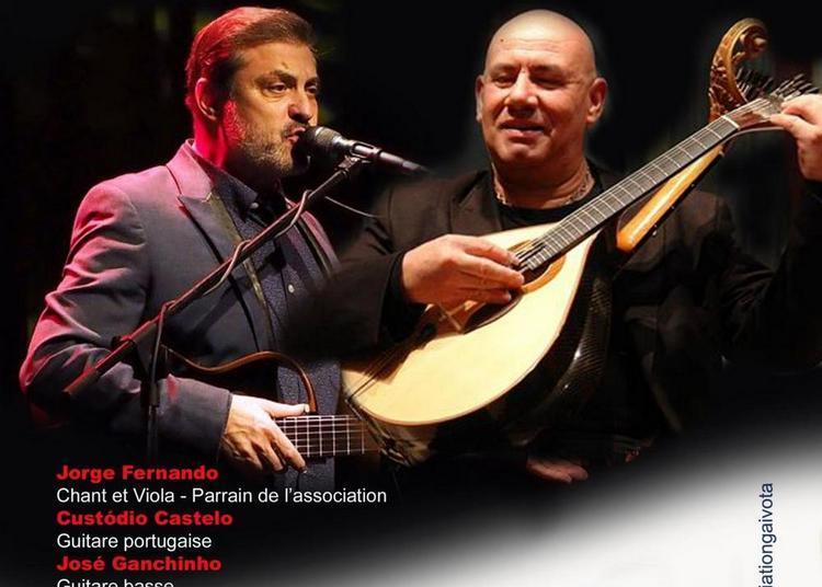 Concert exceptionnel de fado à Bry sur Marne