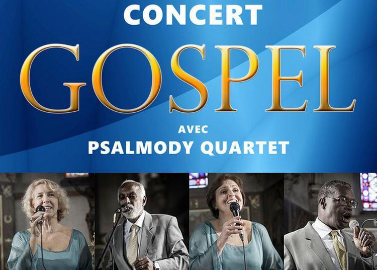 Concert Exceptionnel De Gospel à Oncy sur Ecole