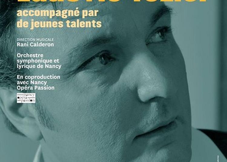 Concert exceptionnel de Ludovic Tézier à Nancy
