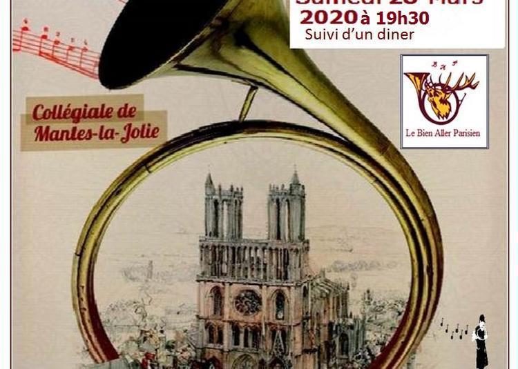 Concert exceptionnel de Trompe de chasse à Mantes la Jolie