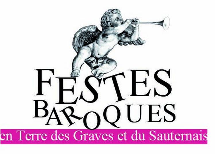 Concert Festes Baroques Vivaldi Les 4 Saisons à Saint Michel de Rieufret