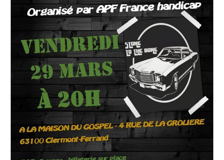Concert funk soul à Clermont Ferrand