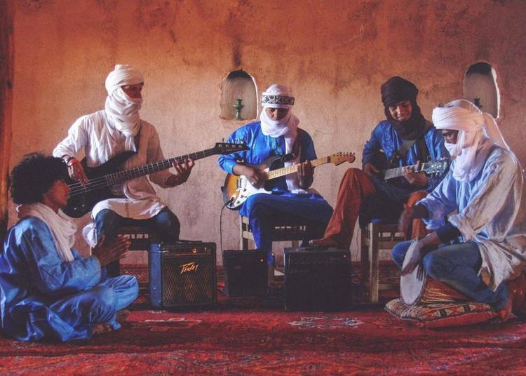 Génération Taragalte - Désert Blues à Paris 13ème
