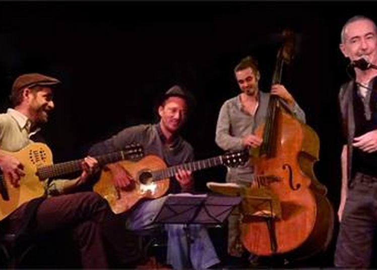Concert Georges Brassens à Marseille
