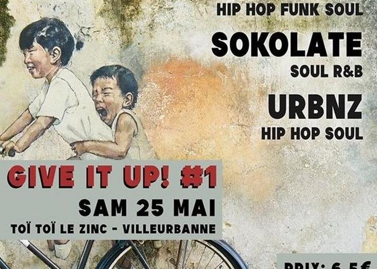Give It Up! #1 à Villeurbanne