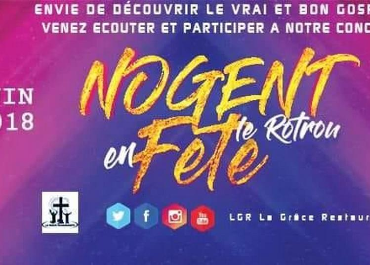 Concert gospel à Nogent le Rotrou