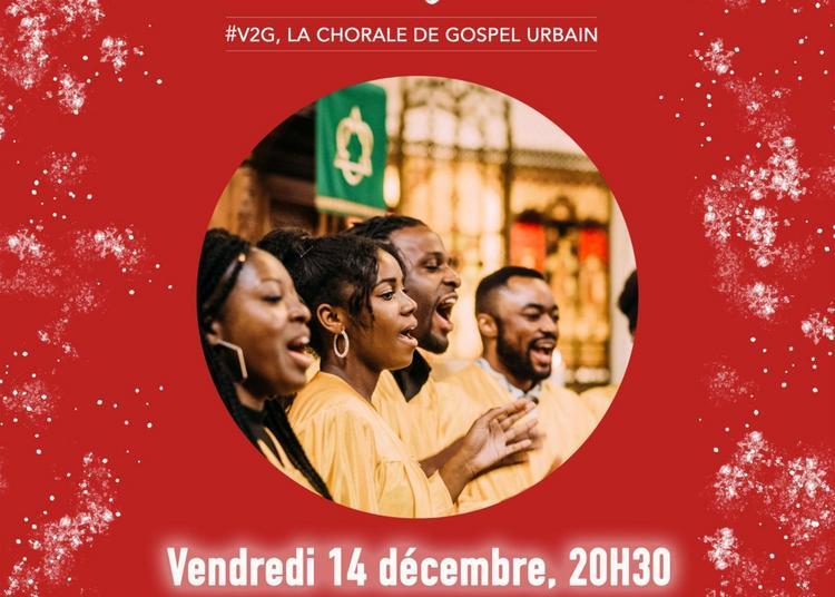 Concert gospel de noël à Paris 4ème