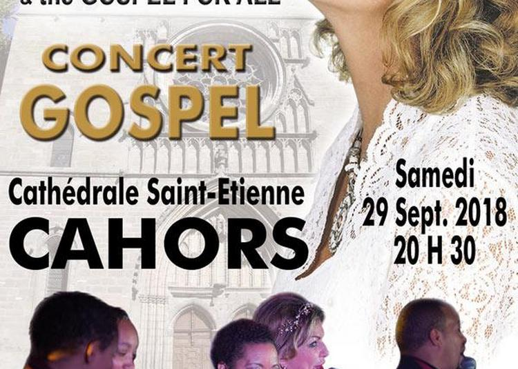 Concert Gospel Jeane Manson à Cahors