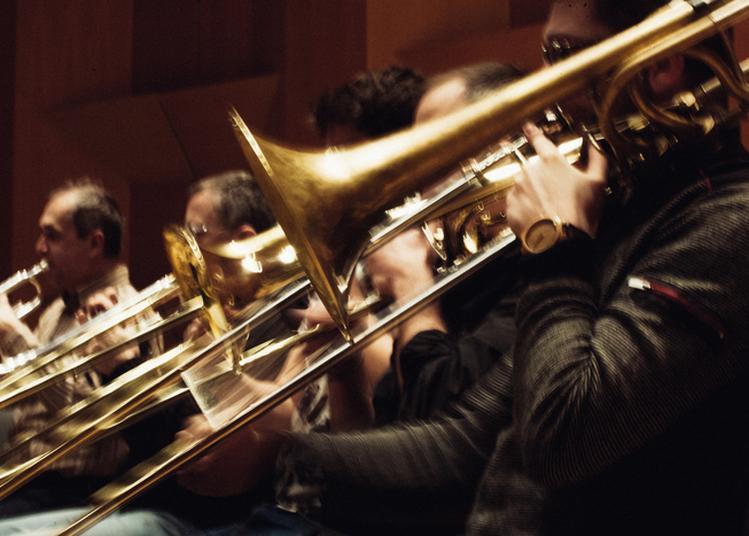 Concert Gratuit Avec Les Musiciens De L'onl : Cuivres & Percussions à Lyon