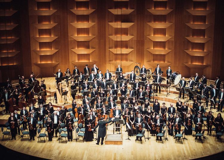 Concert Gratuit De L'orchestre National De Lyon.