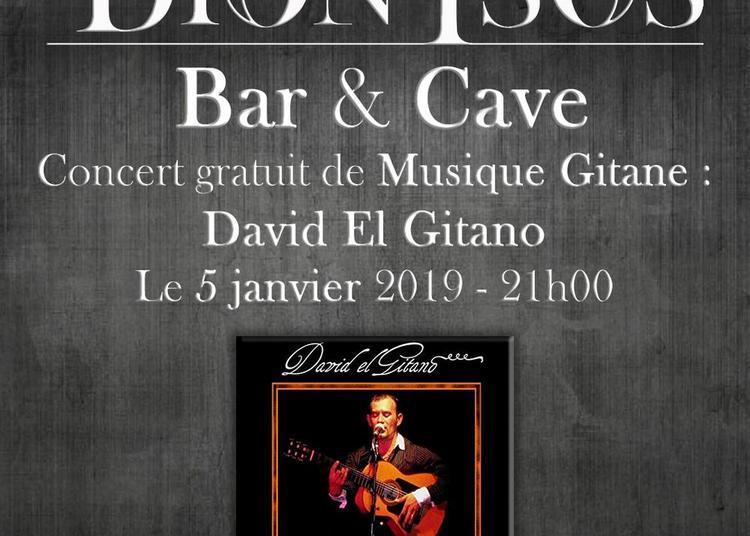 Concert gratuit de Musique Gitane à Arandon