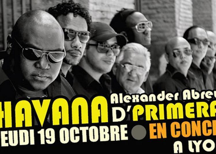 Concert Havana D'Primera Lyon à Rillieux la Pape