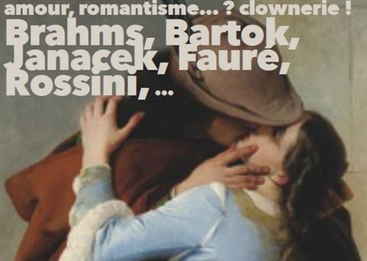 Concert Hysope Choeur de chambre - Amour, romantisme ? Clownerie ! à Sisteron