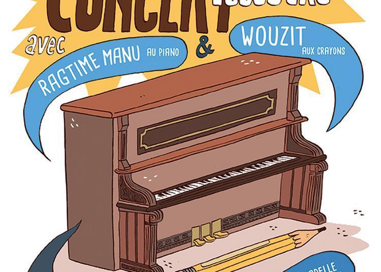 Concert Illustré. à Figeac