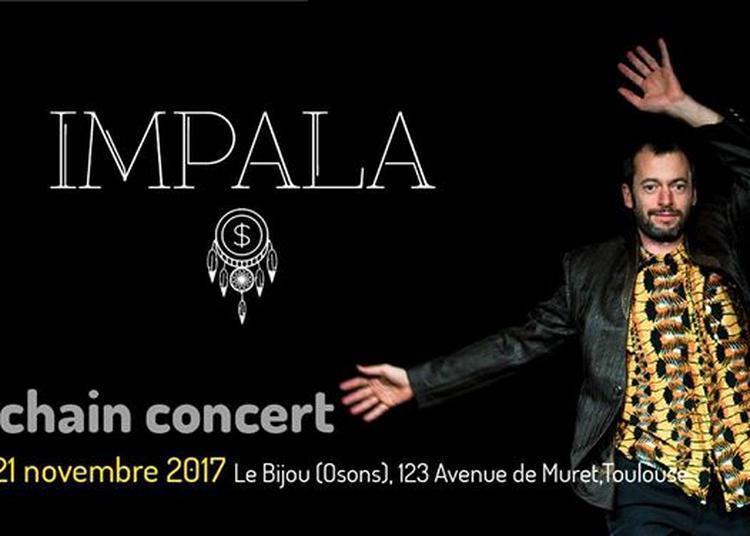 Concert Impala à Toulouse