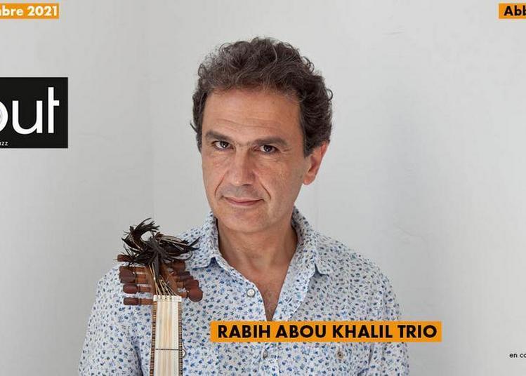 Concert in/out - Rabih Abou Khalil Trio à Le Mans