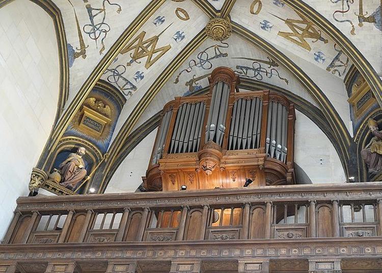 Concert Inaugural De L'orgue à Ecouen