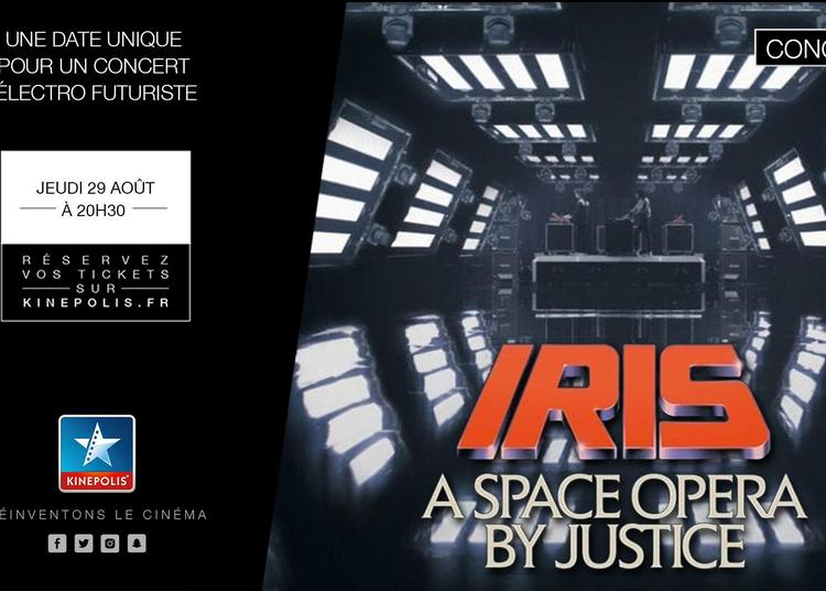 Iris By Justice à Rouen
