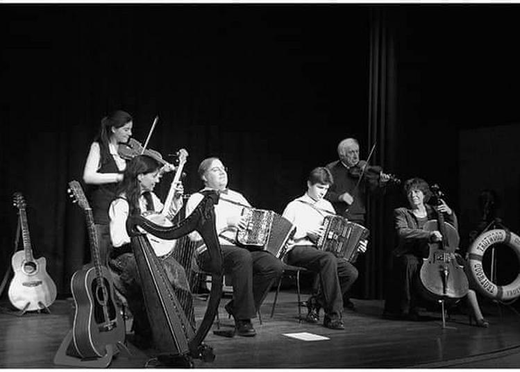 Concert Irlandais  De  Printemps  Avec Le  Fameux Groupe Trotwood à Saint Etienne