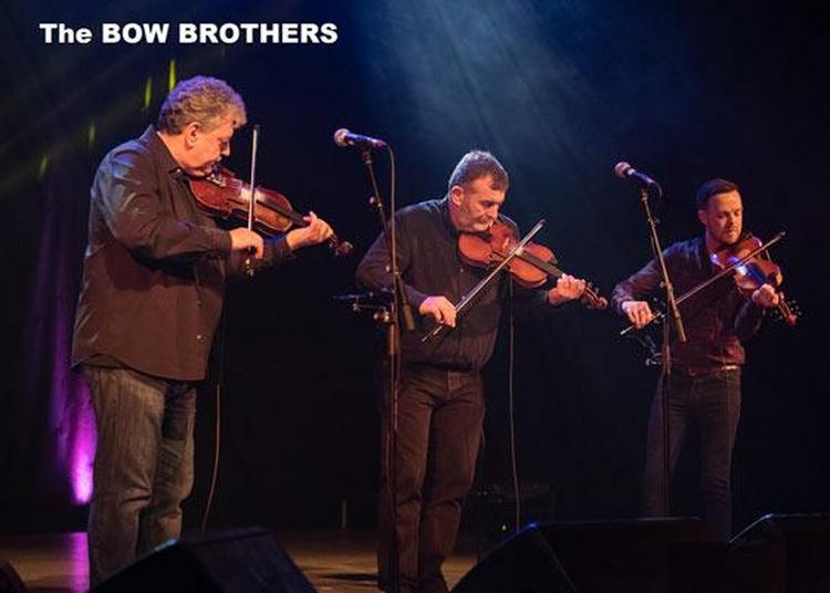 Concert Irlandais The Bow Brothers à Billy Montigny
