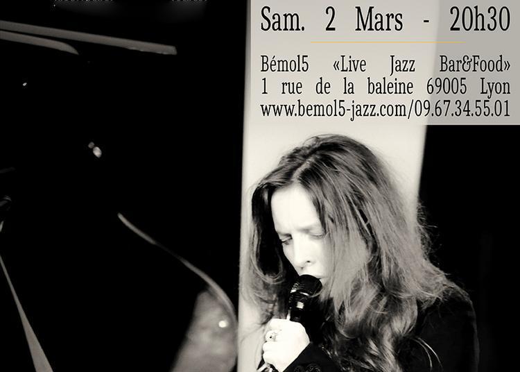 Concert Isa Lys Trio à Lyon