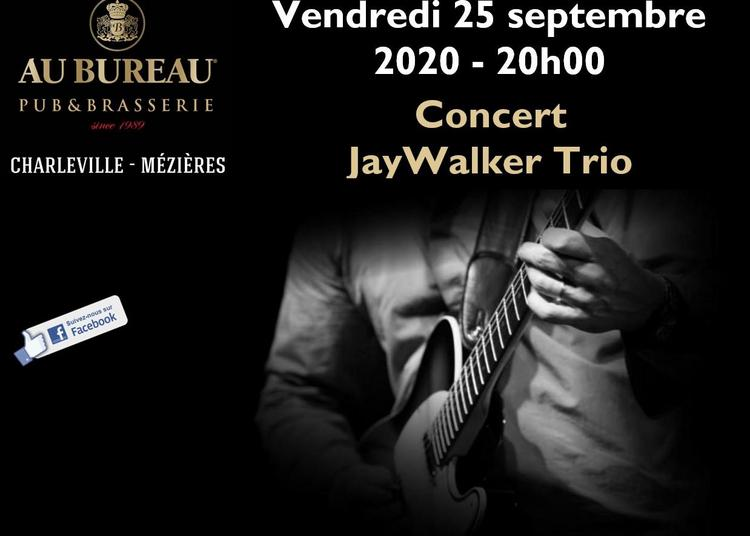 Concert JayWalker Trio ! à Charleville Mezieres