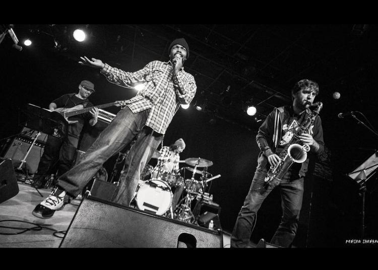 Concert jazz / rap à Chailles