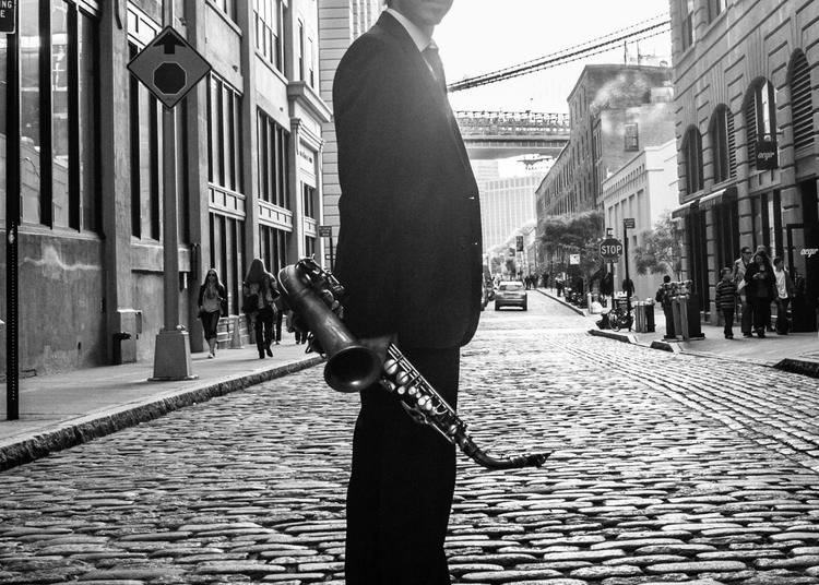 Concert Jazz, Thomas Racine Ft Eyal Vilner à Paris 5ème