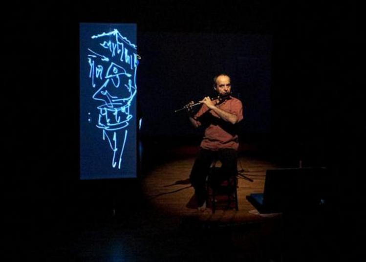Concert Jean-Luc Thomas : sortie d'album Oficina Itinerante à Paris 19ème