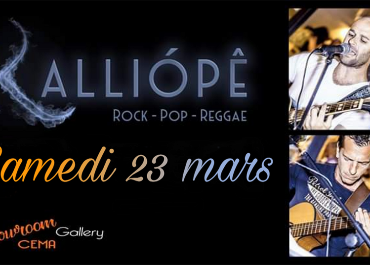 Concert Kalliópê - Showroom Gallery CEMA à Borderes sur l'Echez