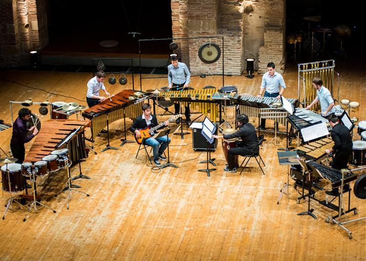 Concert La Percu'Ose à Toulouse