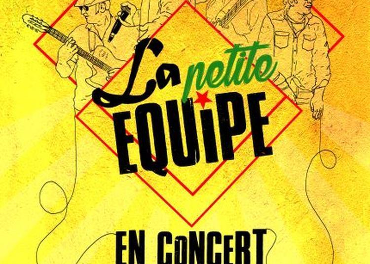 Concert La petite équipe-Chez Les Zythonautes à Valence