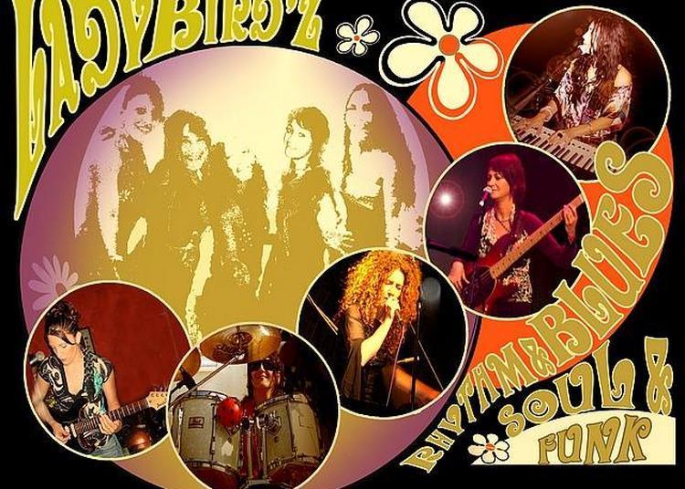 Concert Ladybird'z, 100% Lady'z à Bagnols sur Ceze