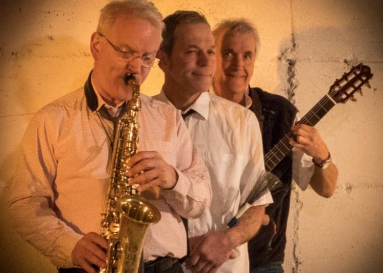 Concert Le Trio La Bulle De Jazz à La Sauvetat