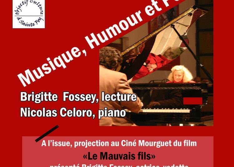 Concert-lecture à Sainte Foy les Lyon