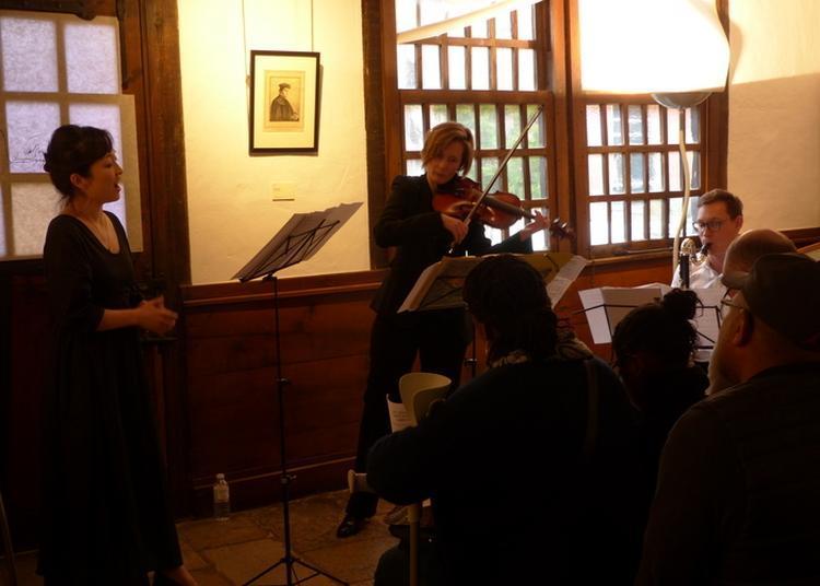 Concert-lecture De Musique, Heureux Qui Comme Ulysse à Noyon