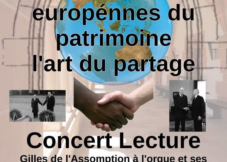 Concert Lecture : L'art Du Partage Ou La Concordance Des Temps à Fayl la Foret
