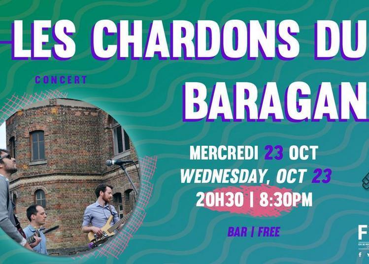 Concert les Chardons du Baragan à Paris 14ème