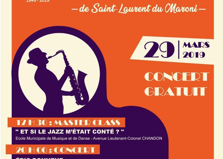 Les nuits du Jazz de Saint-Laurent du Maroni à Saint Laurent Du Maroni