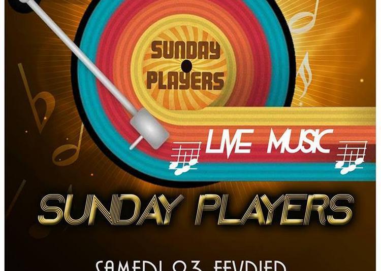 Concert Les Sunday Players | Funk-groove-soul Music à Lattes