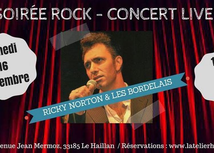 Concert Live avec Ricky Norton & les Bordelais ! à Le Haillan