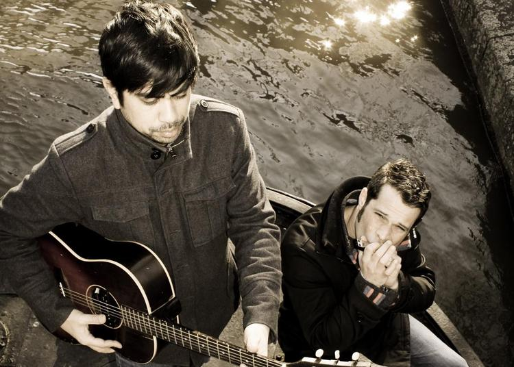 Concert live (Blues) : Kevin Doublé & Eric C. à Nantes